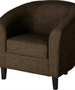 Tempo Brown Tub Chair